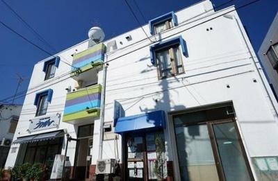 【外観】石神井台高野マンション