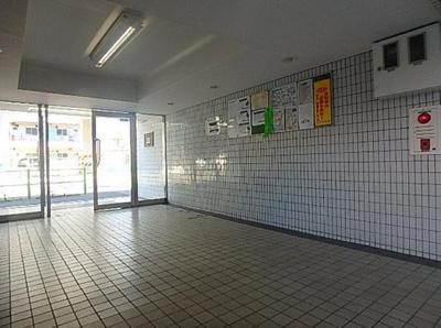 【エントランス】トップ志村
