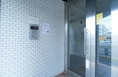【セキュリティ】日興パレス武蔵関