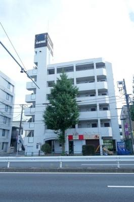 【外観】日興パレス武蔵関