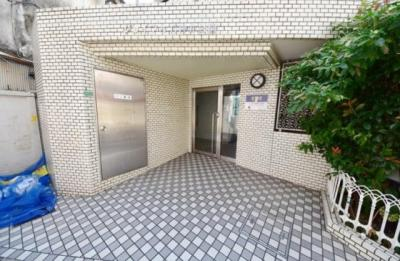 【エントランス】ジョイフル石神井公園