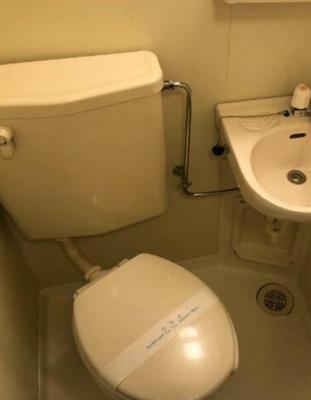 【トイレ】ジョイフル石神井公園