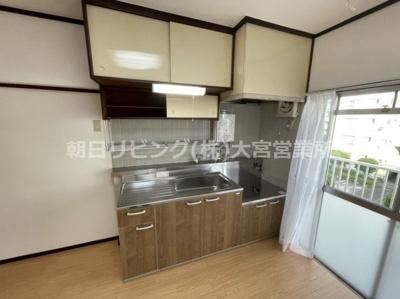 【外観】南平野住宅 12号棟