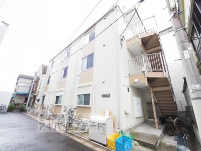 【外観】グランシャレー梅島Ⅲ