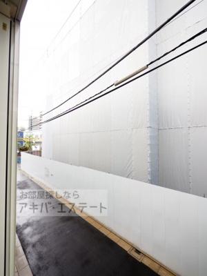 【展望】グランシャレー梅島Ⅲ