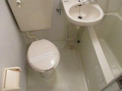 【浴室】ダイヤモンドレジデンス蓮沼町