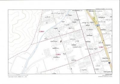 【地図】高山市石浦町8丁目