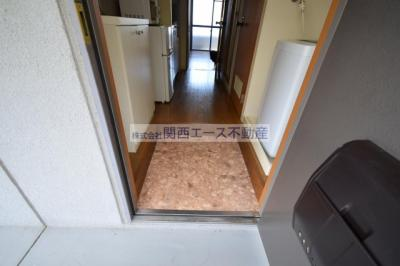 【玄関】ラフィット・ソルティ