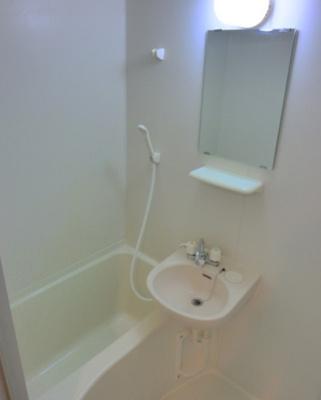 【浴室】ソレイユ平和台
