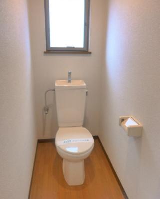 【トイレ】ソレイユ平和台