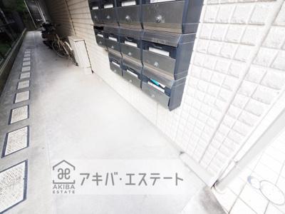 【その他共用部分】チェリオハイム
