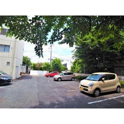 【駐車場】ヒルサイドコート松戸(ヒルサイドコートマツド)
