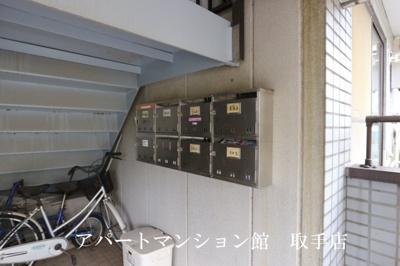 【その他共用部分】サクセス新取手