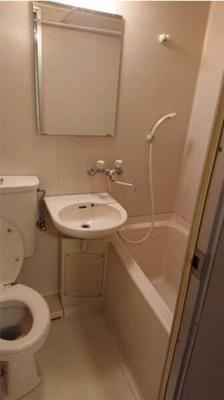 【浴室】サクセス新取手