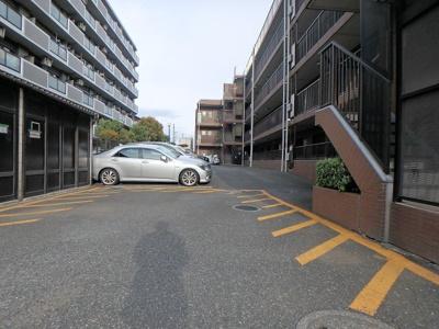 【駐車場】ベルハイム戸田