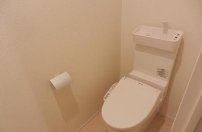 【トイレ】ALBA原宿