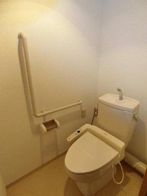 【トイレ】東灘スカイマンション