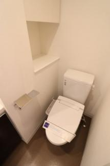 【トイレ】レジディア国立