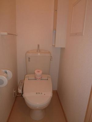 【トイレ】エアリーテラス