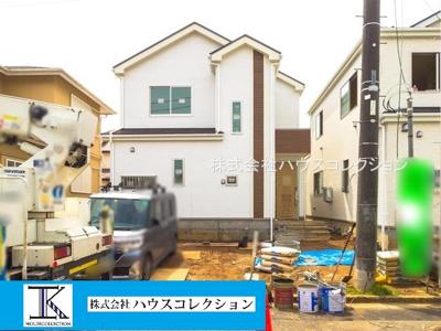 【外観】つくば市東光台Ⅰ 新築戸建 2号棟