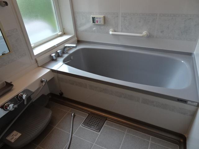【浴室】伊那市長谷溝口 中古住宅