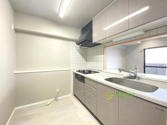 【キッチン】サンロードステーション白岡 14階