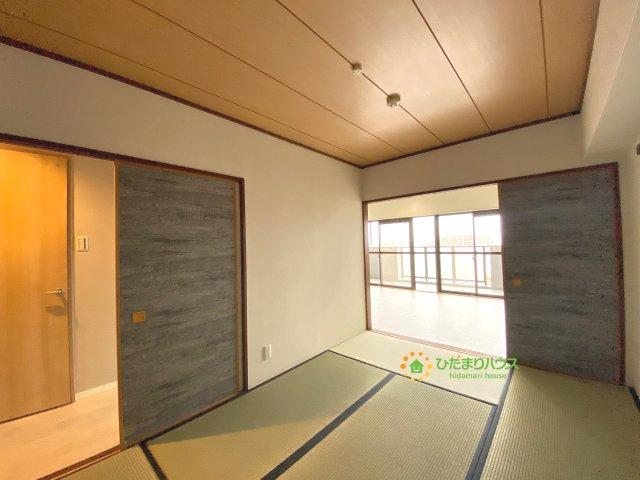 【和室】サンロードステーション白岡 14階