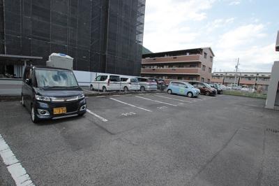 【駐車場】迫本コーポ