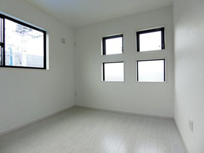 【洋室】土浦市城北町1期 新築戸建 全2棟