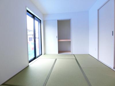 【和室】土浦市城北町1期 新築戸建 全2棟