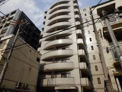 【外観】ライオンズマンション四条堀川