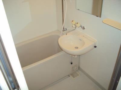 【浴室】ライオンズマンション四条堀川