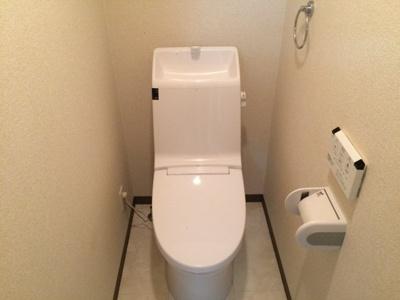 【トイレ】メゾン・ドゥ・ラフィーヌ