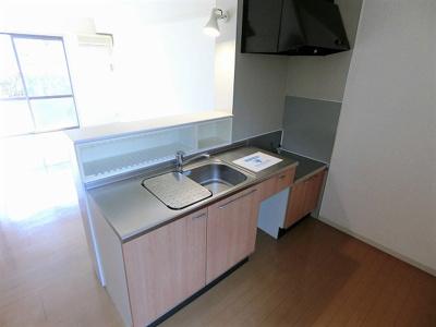 【キッチン】グランバリエ福島