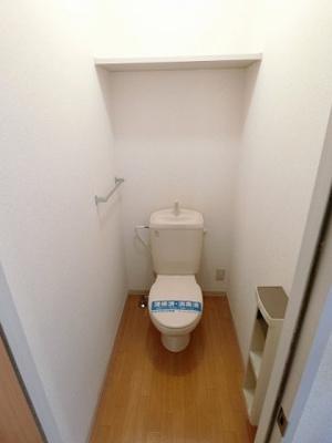 【トイレ】グランバリエ福島
