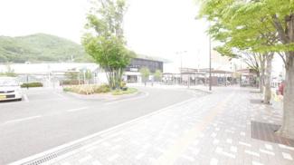 中央線酒折駅から徒歩5分のアクセスの良い立地