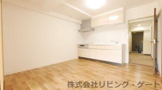 キッチン交換済み・DK6.8帖