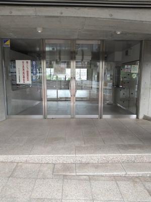 【エントランス】ディアエスタ・ミオ垂水