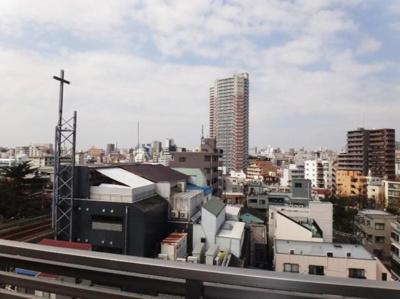 【展望】プレール・ドゥーク北新宿