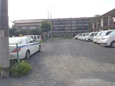 【外観】武蔵野第三駐車場