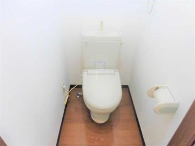 【トイレ】マンション勝野