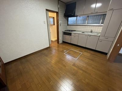 【キッチン】西浦戸建
