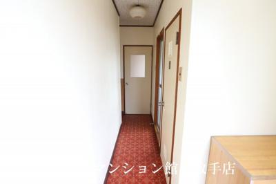 【寝室】サンハイツ取手