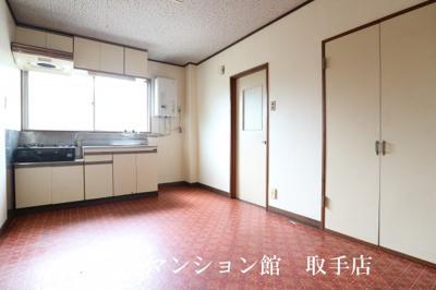 【キッチン】サンハイツ取手