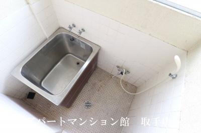 【浴室】サンハイツ取手