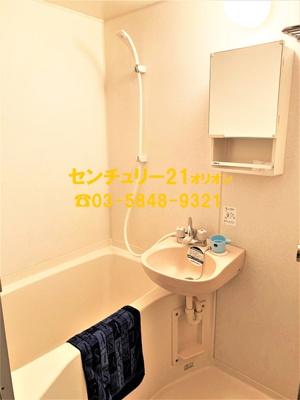 【浴室】ベルコート貫井(ヌクイ)