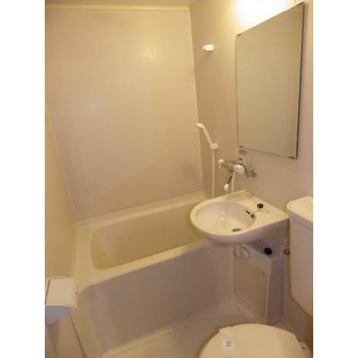 【浴室】ミングルAP.坂下一番館