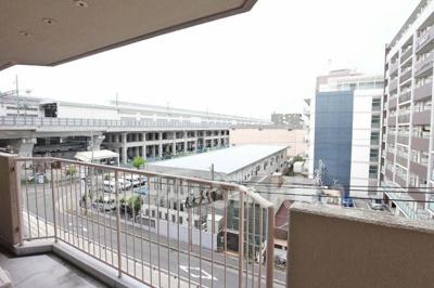 【展望】パークヒルズ新大阪オアシス