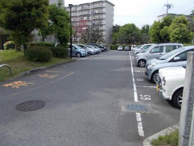 【駐車場】江坂住宅3号棟