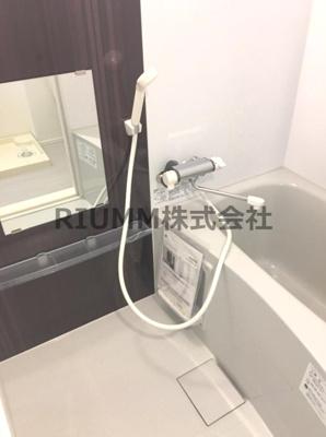 【浴室】ハーモニーテラス梅島Ⅲ